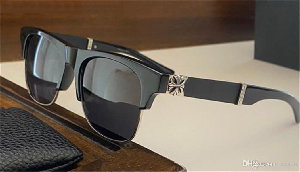 Nuovi Occhiali da sole da uomo popolari Baltay Cat Eye Frame Classic Punk Style Design Top Quality Outdoor UV400 Occhiali protettivi UV400