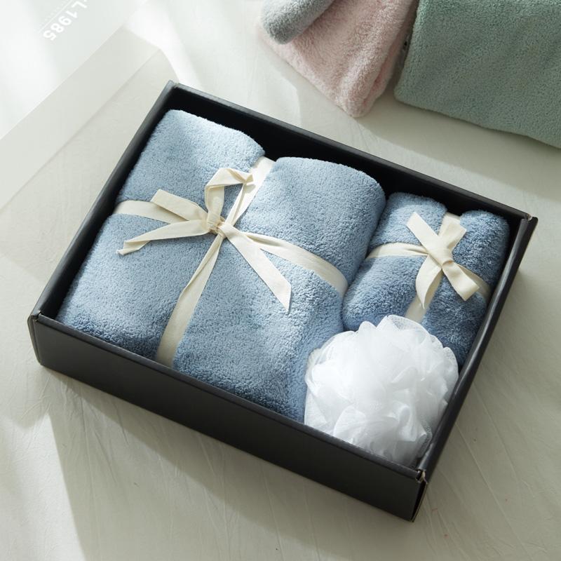 Toalha de algodão grande toalhas de banho simples cor sólida absorvente da praia cobertor rápido seco ASCIUGAMANI DA BAGNO Home Têxtil DJ60MJ