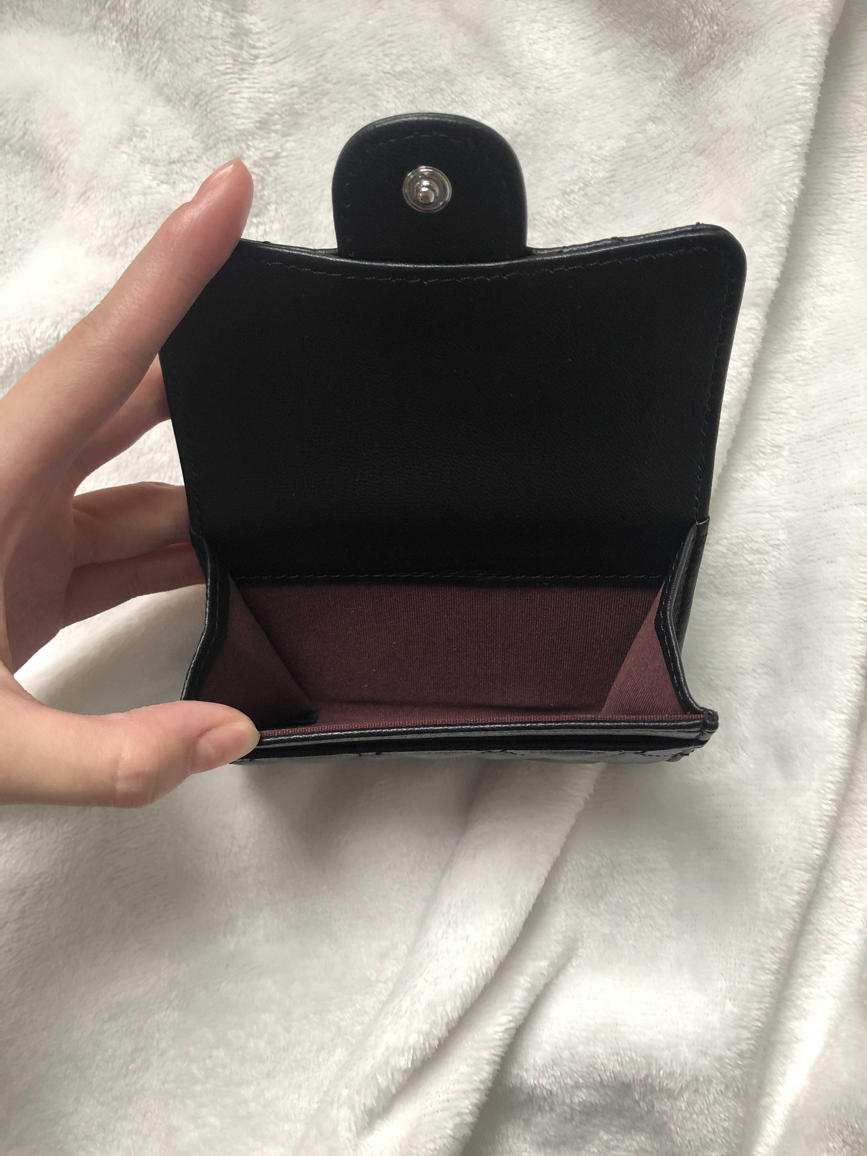 DERNIER Portefeuille Portefeuille Pour Femmes Designer Sac à fermeture à glissière Sac à fermeture à glissière Pochette de la carte de la carte