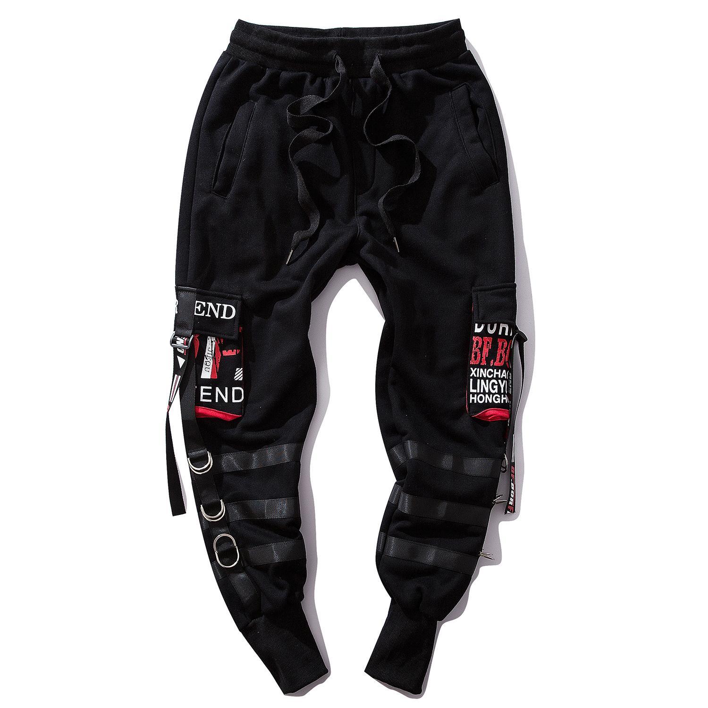 Новый африканский 2021 Aden мода много карманные полосатые товары Harajuku Hip-хоп одежда знаменитая улица бег штаны мужские Swiatpants LC0Q