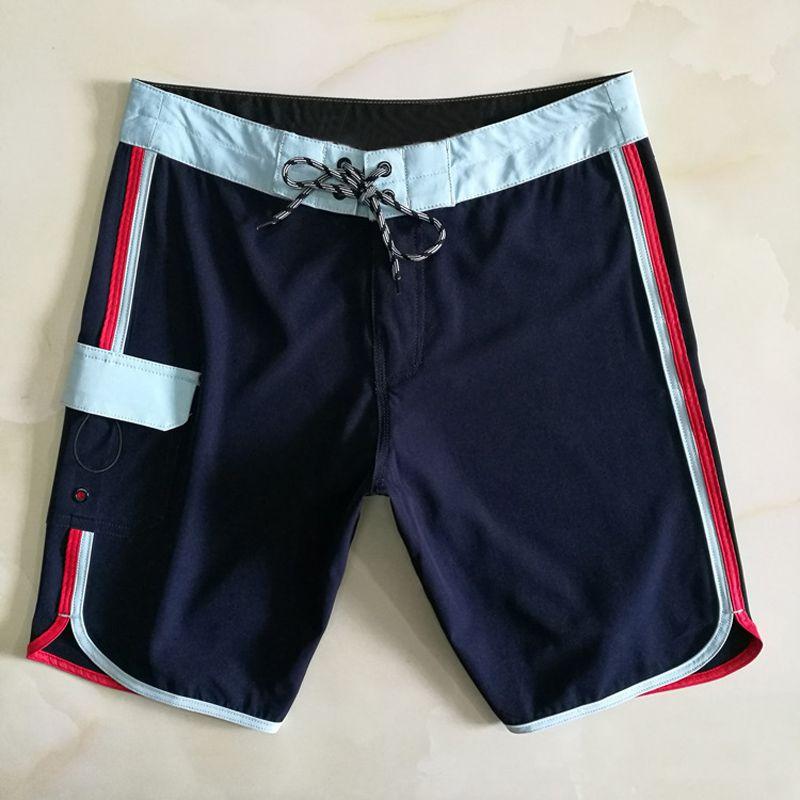 2020 Homens Beach Shorts Swimwear 9 Cores Quick Seco Elástico Swim Shorts Verão Impermeável Surf Boardshorts Male Water Sports Shorts Designer 0