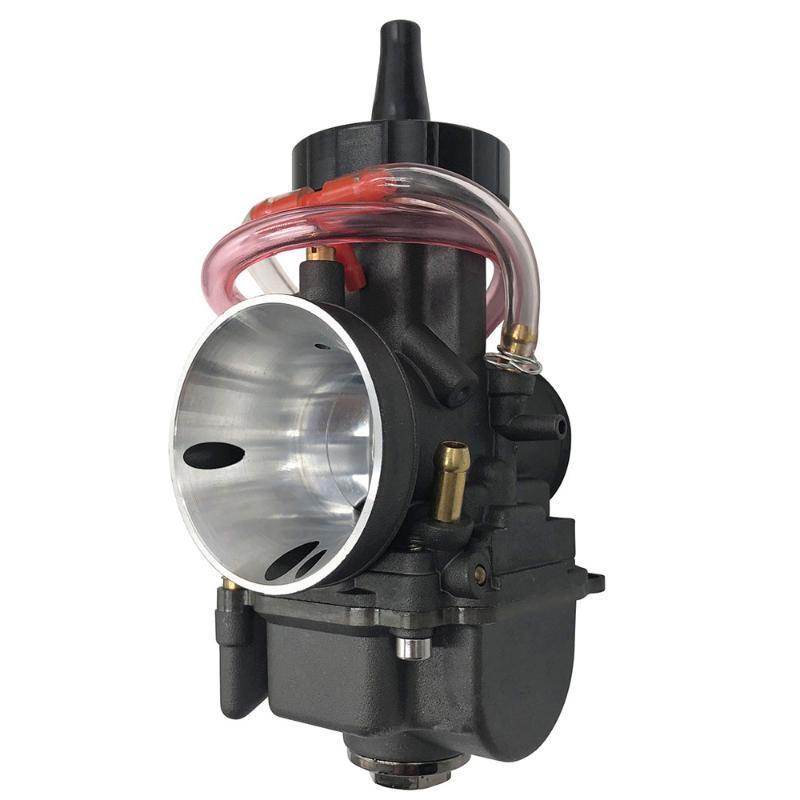 العالمي pwk carburetor 28 30 32 32 34 ملليمتر سباق الكربوهيدرات 2t 4t محرك الترابية الدراجة موتوكروس utv سكوتر atv رباعية التصميم