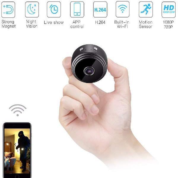 1080p Full HD Mini Vídeo Cam Wifi IP Segurança Sem Fio Escondida Câmeras Interior Casa Visão Noite Visão Pequena Camcorder A9