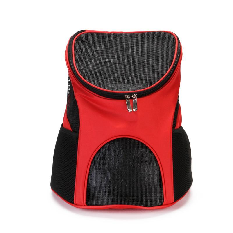 Sac à bandoulière pour animaux de compagnie Sac à dos sortant Portable Portable Vertiers Sac Teddy Sortez des fournitures de chien de voyage