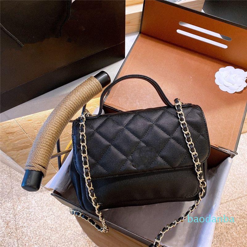 3 Color Alta Calidad Mujer Lady Bag Fashion Girl Bags Black Cuero Crossbody Bolsos Bolsos Montones Mochila Totes Bolsa