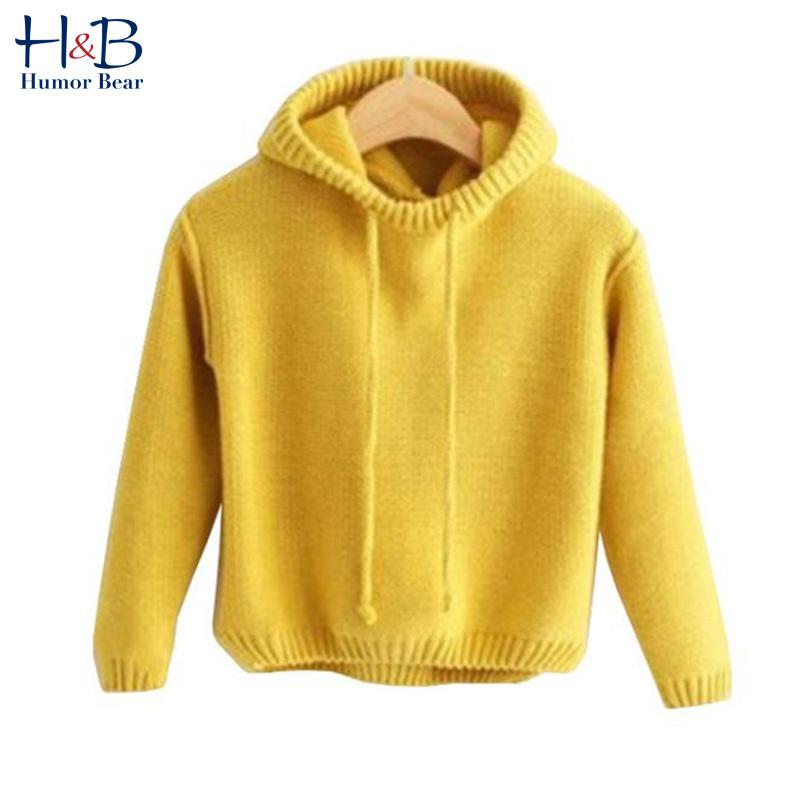 Humor Bear Niños Jersey Suéter Otoño New Girls and Boys Ropa para niños Suéter de bebé Linda Tassel Hoodie 210202