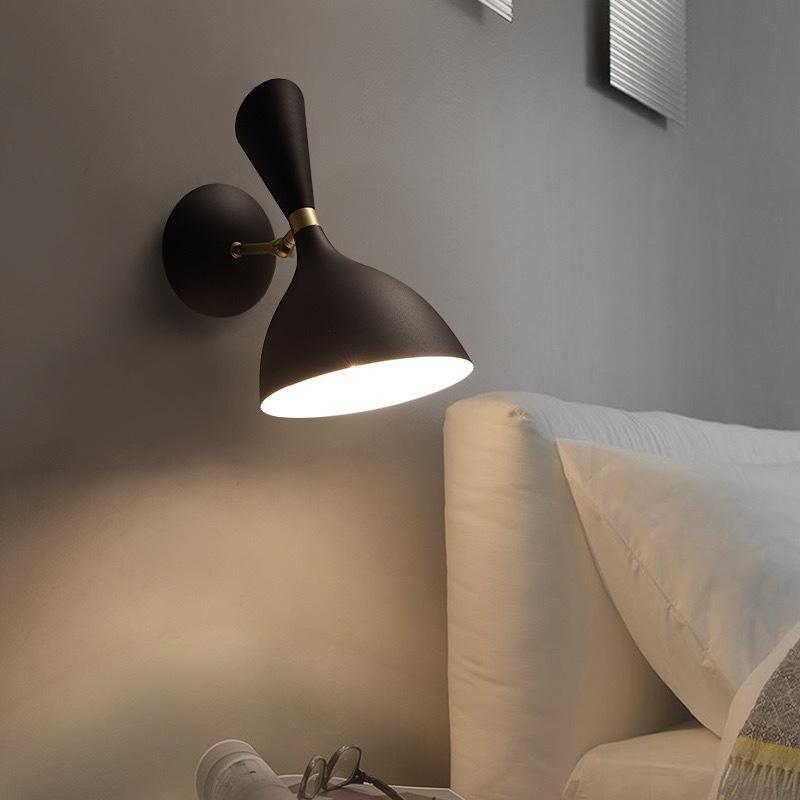 LED Nordic Industrial Style Treppenhaus Schlafzimmer Hotel Nacht Gänge Gang Flur Wandleuchte post Moderne kreative Hintergrundbeleuchtung