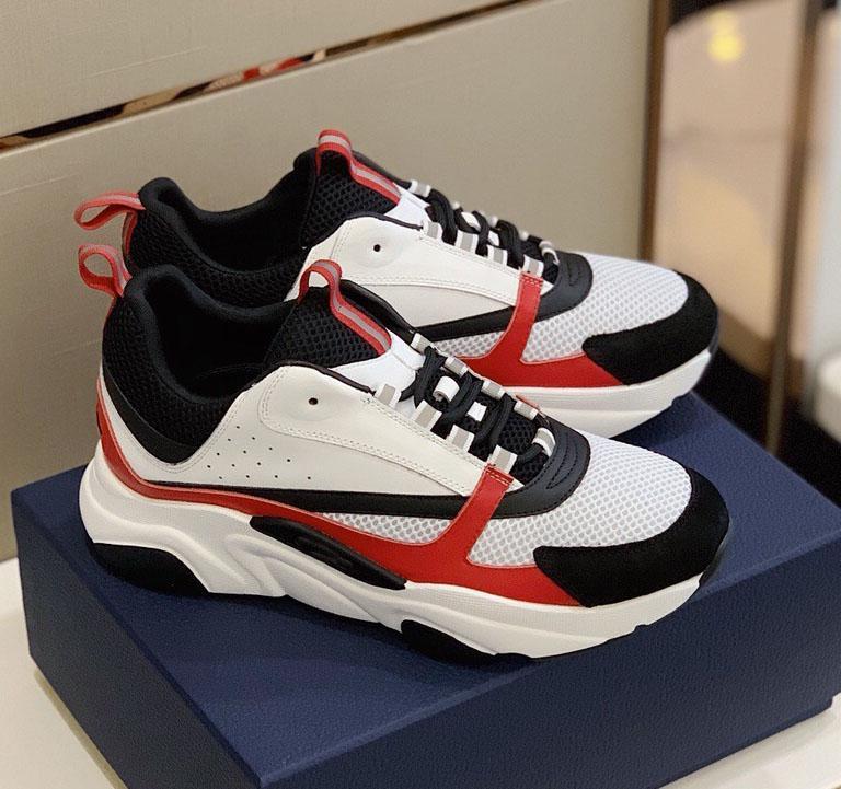 Tamaño de la más alta calidad 6-12 Zapatillas de cuero real Zapatillas para hombres Chaussures de Designer Mocasines deportivos Ejecutar Martin Platform Boots Casual F2