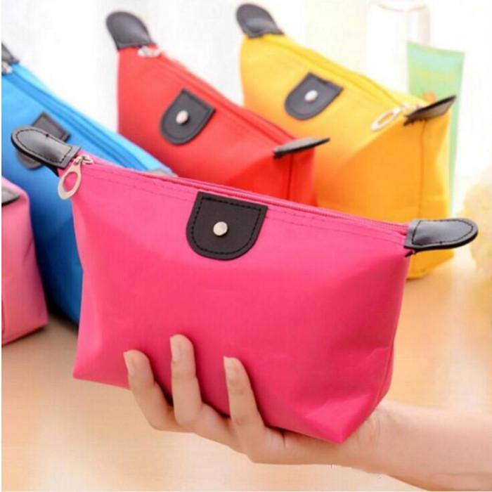 Color Portable Large Waterproof Outdoor Beach Wash Bag Bags Storage Bag Holder Cosmetic Portable Candy Lady Makeup Cosmetic YM460 Mobpm