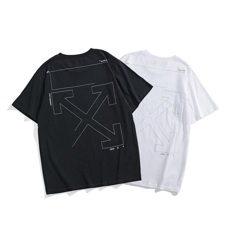 Отсутствует эскиз стрелка с коротким рукавом футболка OW BASIC NEW UNFINCEDJ6K4