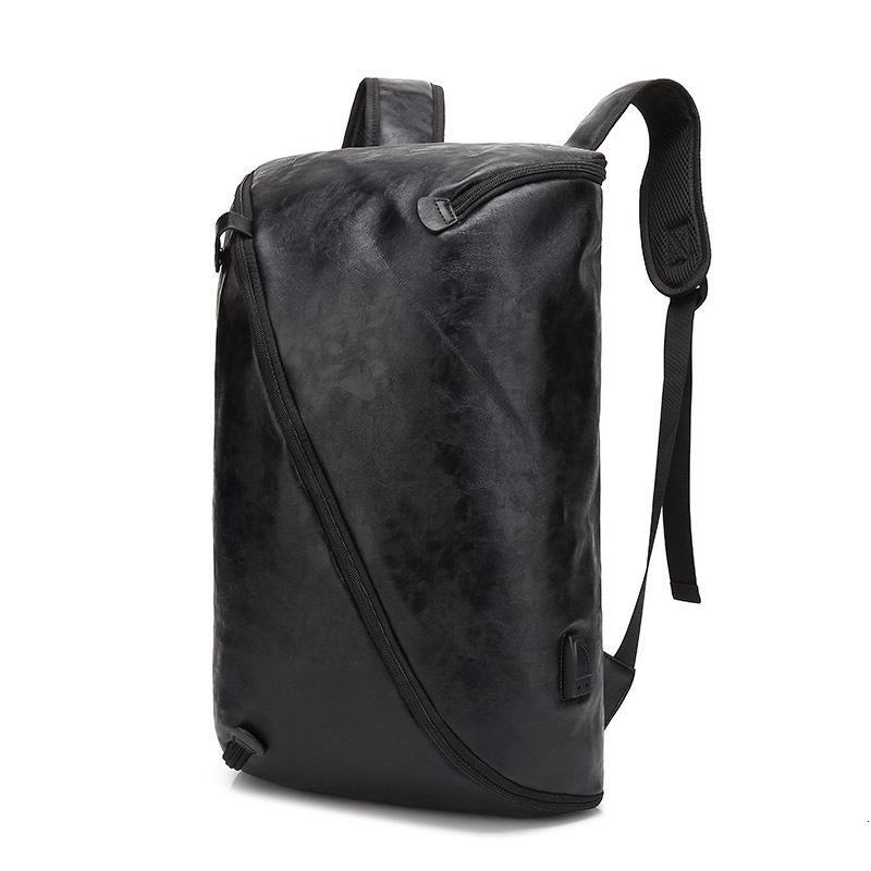 Duas gerações um-em-um mochila anti-roubo comutação laptop portátil storag