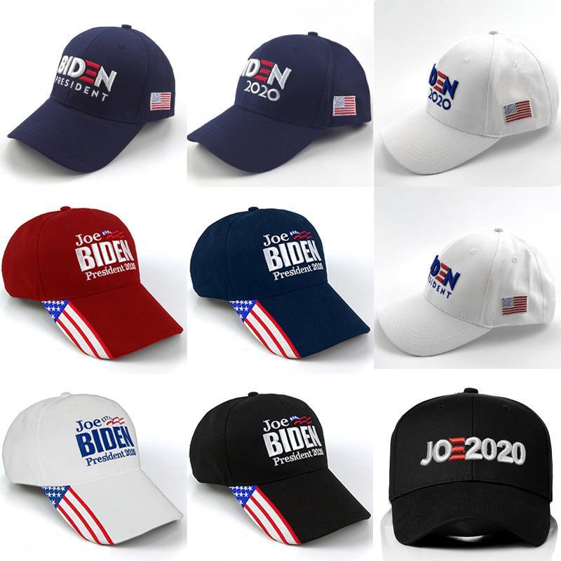 للجنسين جو بايدن بيسبول كاب الولايات المتحدة الانتخابات قبعات القبعات القابلة للتعديل كاسكيت التطريز إلكتروني قناع قبعات الهيب هوب ذروة قبعة القطن sunhat 11 نمط