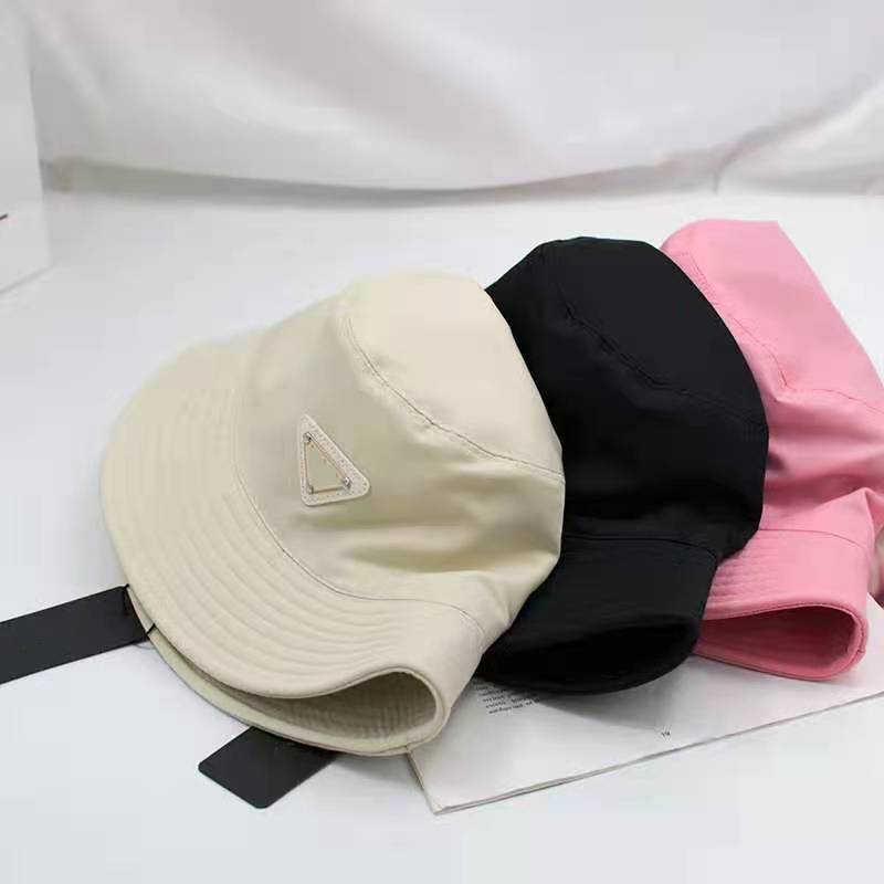 2021 Sombrero de cubo de primavera Cap Moda Picatriz Piedra Sombreros Termos