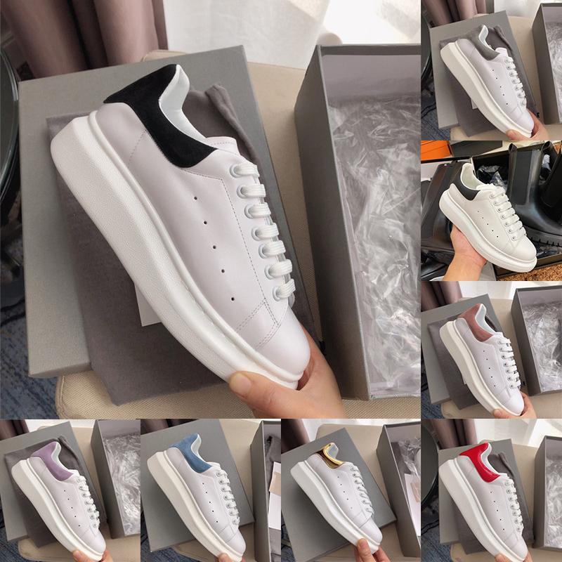 Luxurys Designers Обувь 2021 Мода Повседневная Мужская Обувь Женщины Ежедневная вечеринка Свадебные тренеры Платформа Коренастый Черный Белый Теннисный Обувь 21SS