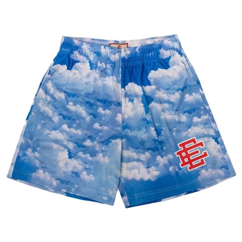 Pantalones cortos para hombres Eric Emanuel EE Basic 2021 Hombres Fitness Sweypants Gimnasios de verano Entrenamiento Transpirable Fondos casuales