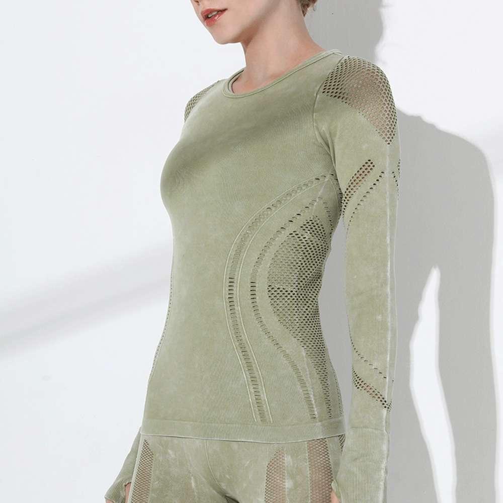 2021 Neue aushöhlen hohe elastische Langarmanzug-Wasch- und Druckstrumpfhose für Frauen