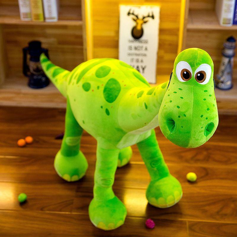 박제 동물 봉제 장난감 좋은 공룡 30cm.