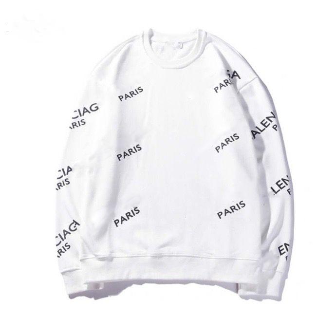 Mode-Männer هوديي الهيب هوب هوديي Qualitäts-Schwarz-Weißes Mit Kapuze Langarm-Herren-Stylist البلوز Männer Frauen Sweetshirts Größe M-2XL