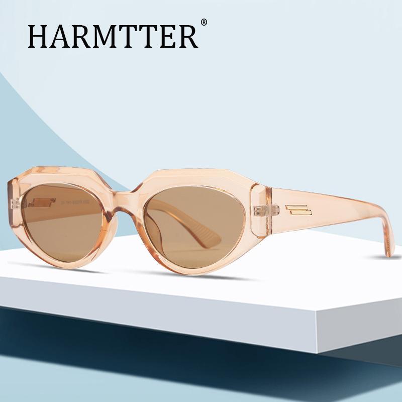 2021 luxury sunglasses female top quality fashion driving outdoor Korean cat eye sunglasses female UV400