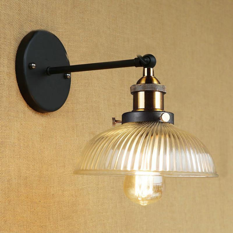 Antike Wandleuchte Postmodern Design Art Deco Langes Schwingarm Licht für das Liegen von Schlafzimmer Bauernhof Schlafzimmer Landeart Wandleuchte