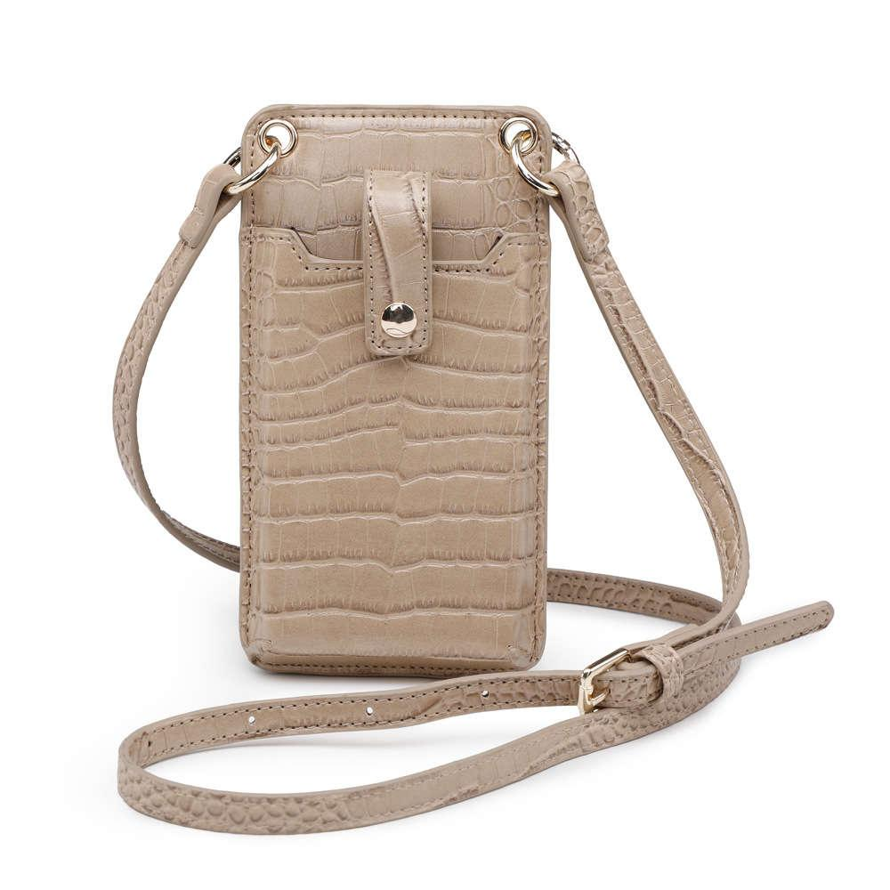 Bolsa de mujer Nueva bolsa Cocodrilo Teléfono Móvil Creatividad
