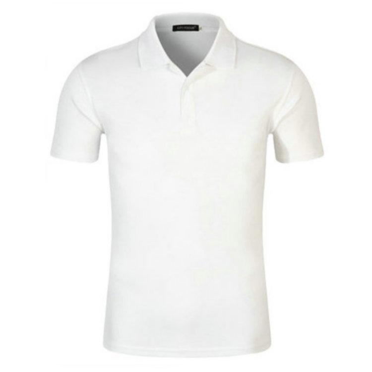 T-shirt Sports Dépouts extérieurs Séchage rapide Publicité à manches courtes Chemise T-shirt Classe de l'équipe Uniforme Carte de caractère imprimé