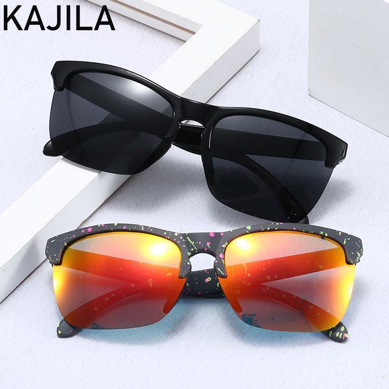 Square Sunglasses Men Polarized 2021 UV400 High Quality Vintage Self-Rimless Sun Glassses For Women