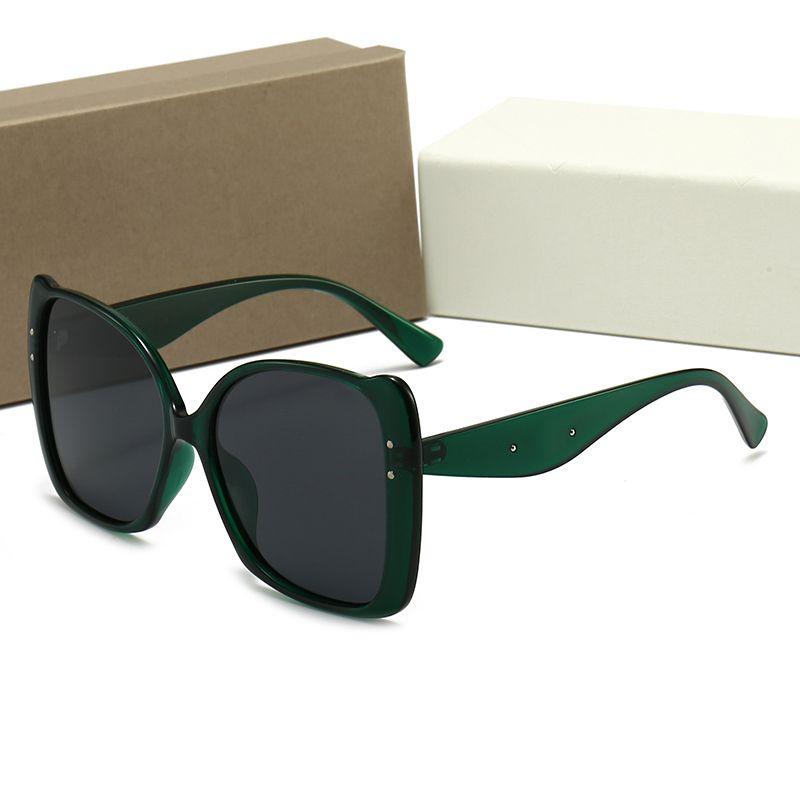 2021 الأزياء النظارات الشمسية الاستقطاب للرجال والنساء القيادة ساحة مكبرة ظلال رجل نظارات الشمس الملحقات