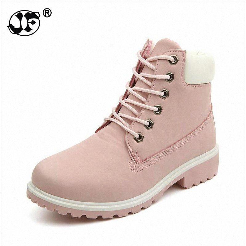 Novo outono cedo sapatos de inverno mulheres botas de salto liso moda botas mulheres mulher tornozelo botas difícil outsole o36c #