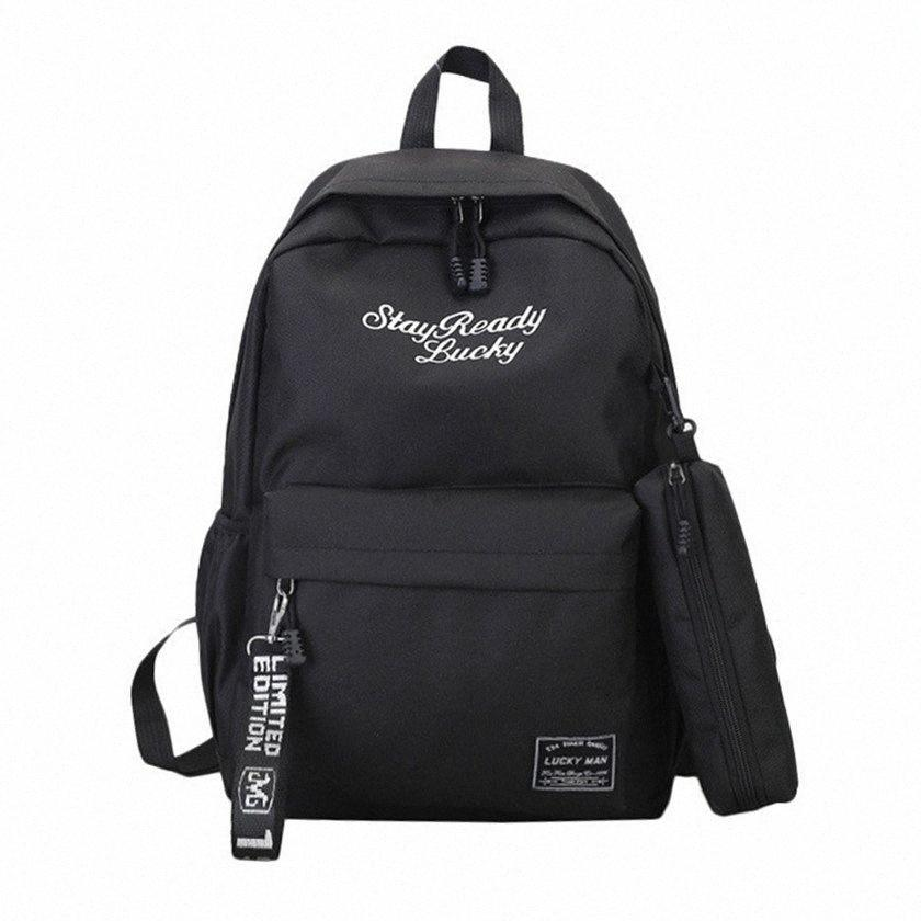 School Bags Teenager Girls Travel Backpack Kids Rucksack Schoolbag Sac Infantil Women Backpacks Large Capacity 78RV#