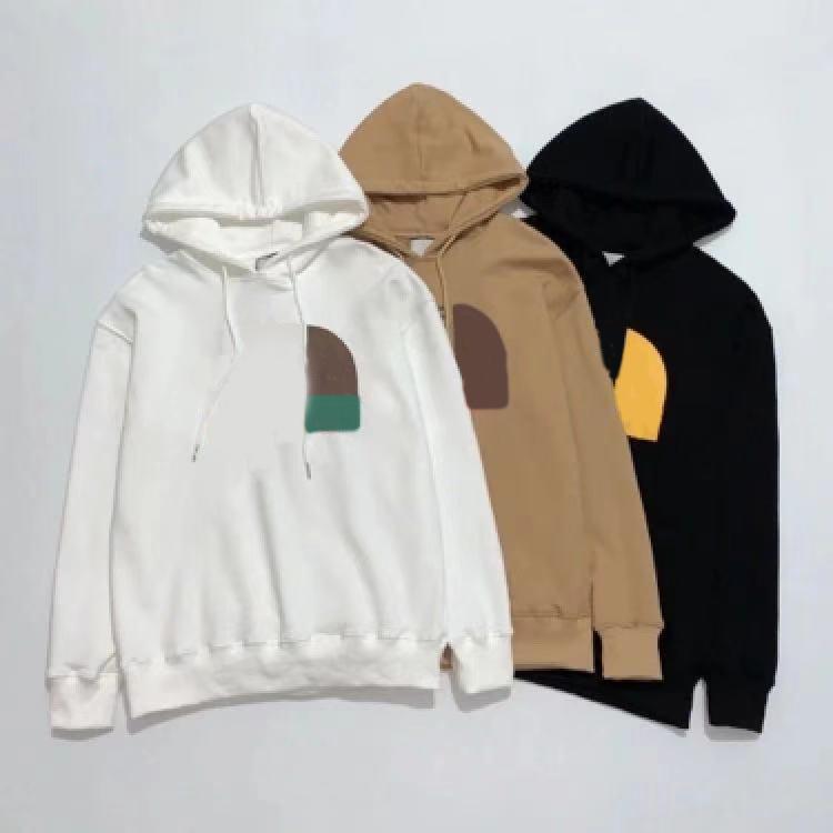 NOUVEAU Hommes Femmes Designers Sweats à Sweats à Sweats à Sweats 2021 Mode Hood Homme Hiver Homme À Manches Longues Mens Veste Pour femmes Hoodie Vêtements Vêtements Hip Hop Sweatshirts