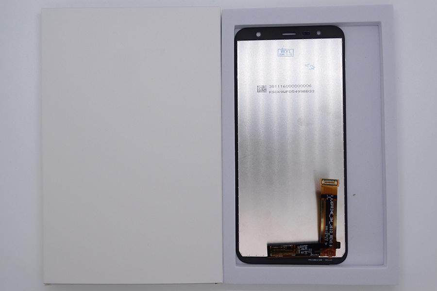 Display LCD para Samsung Galaxy J4 Plus J415 OLED Screen Touch Painéis Digitizador Substituição sem quadro