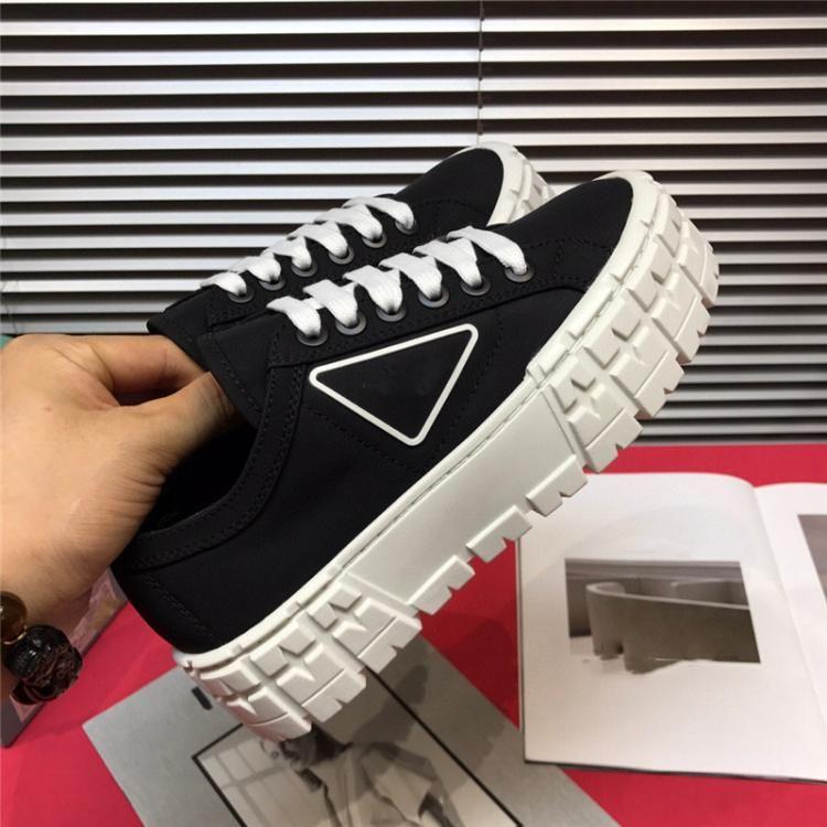 2021 أزياء الربيع هدية منصة جديدة أفضل جودة هايت الأعلى قماش منصة الأحذية عارضة feminino أحذية رياضية مكتنزة