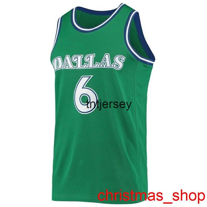 Дешевые пользовательские Kristaps Porzingis 2020/21 Swingman Jersey сшитые мужские женщины молодости XS-6XL баскетбол