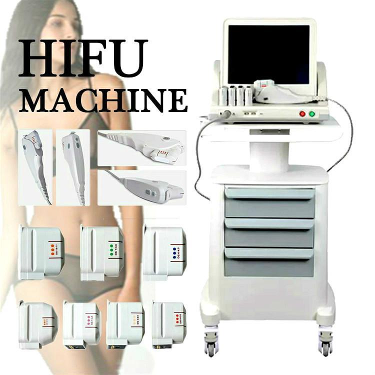 Профессиональный ультразапуск V5 тела тонкий кожный подъемный жир удаление клиники спа салон красоты оборудование HIFU ультразвуковой РЧ салон красоты