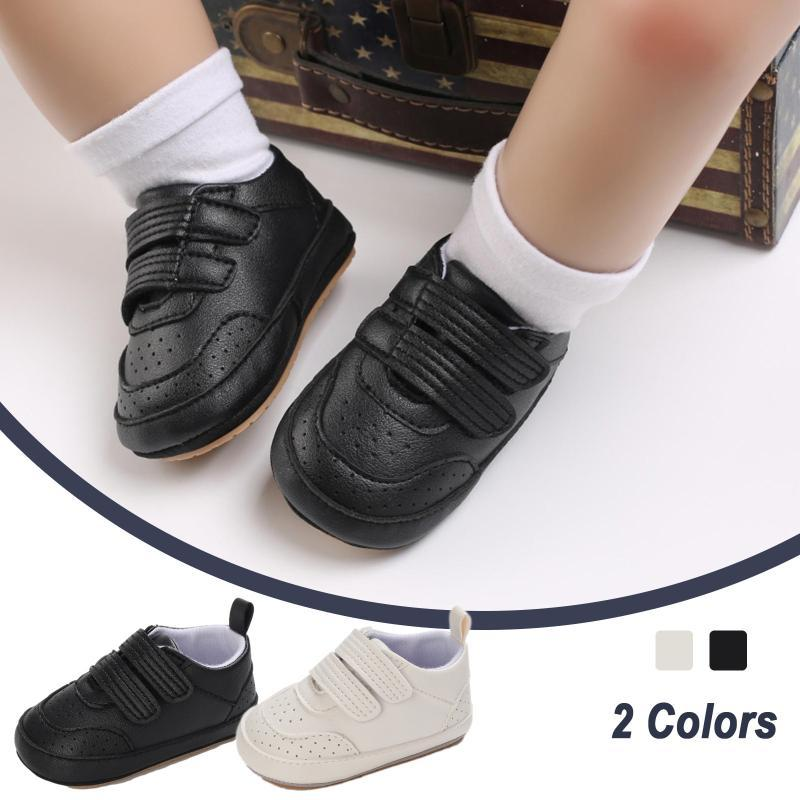 First Walkers Autumn Baby Shoes Kids Boys Girls Soft Flat Sports Toddler Sole Anti-slip Born Crib Moccasins