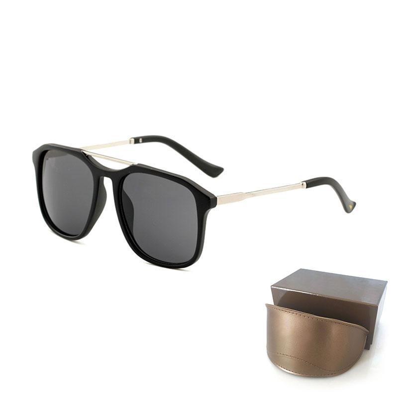 Alta Qualidade Designer Womans Sunglasses 0321 Luxo Homens Sun Óculos de Proteção UV Homens Eyeglass Gradient Metal Dobradiça Moda Moda Mulheres Espetáculos com Caixas Originais