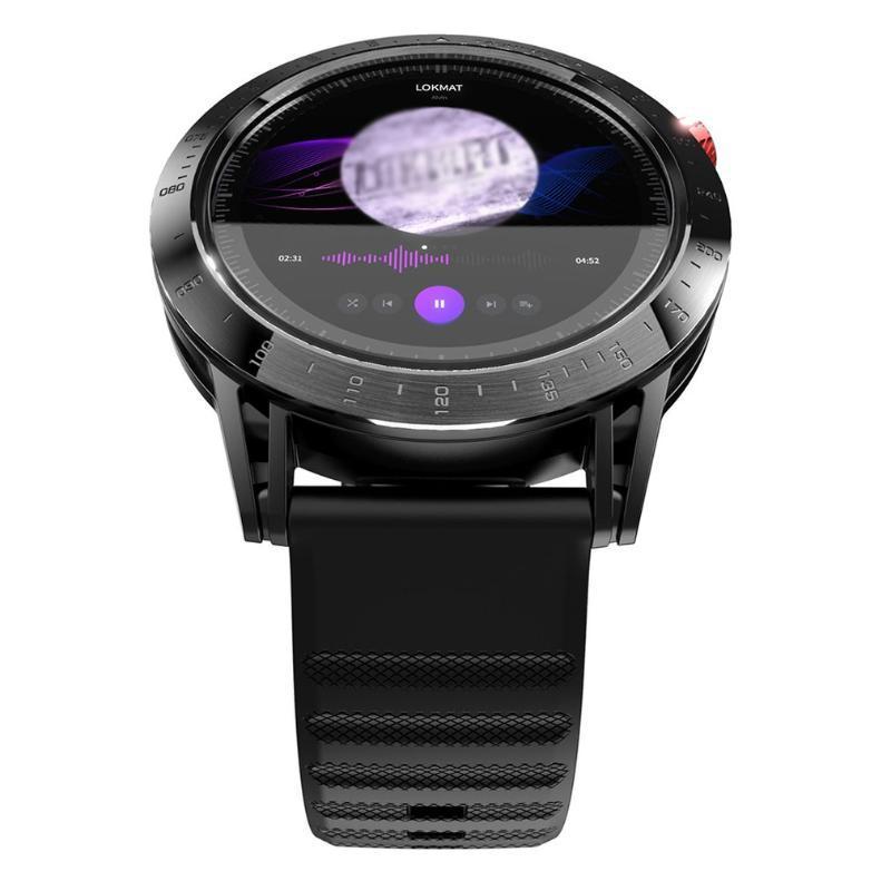 Smart Watches Guarda IP68 Impermeabile Frequenza cardiaca Monitoraggio Fitness Tracker Sport all'aperto