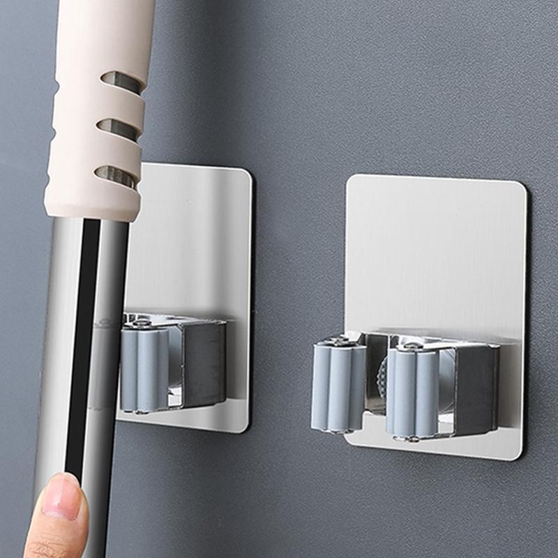 Клейкие клейкие многоцелевые крючки настенные монтажные МП Органайзер держатель стойки Broom Hounder крючок кухня ванная комната сильные крючки