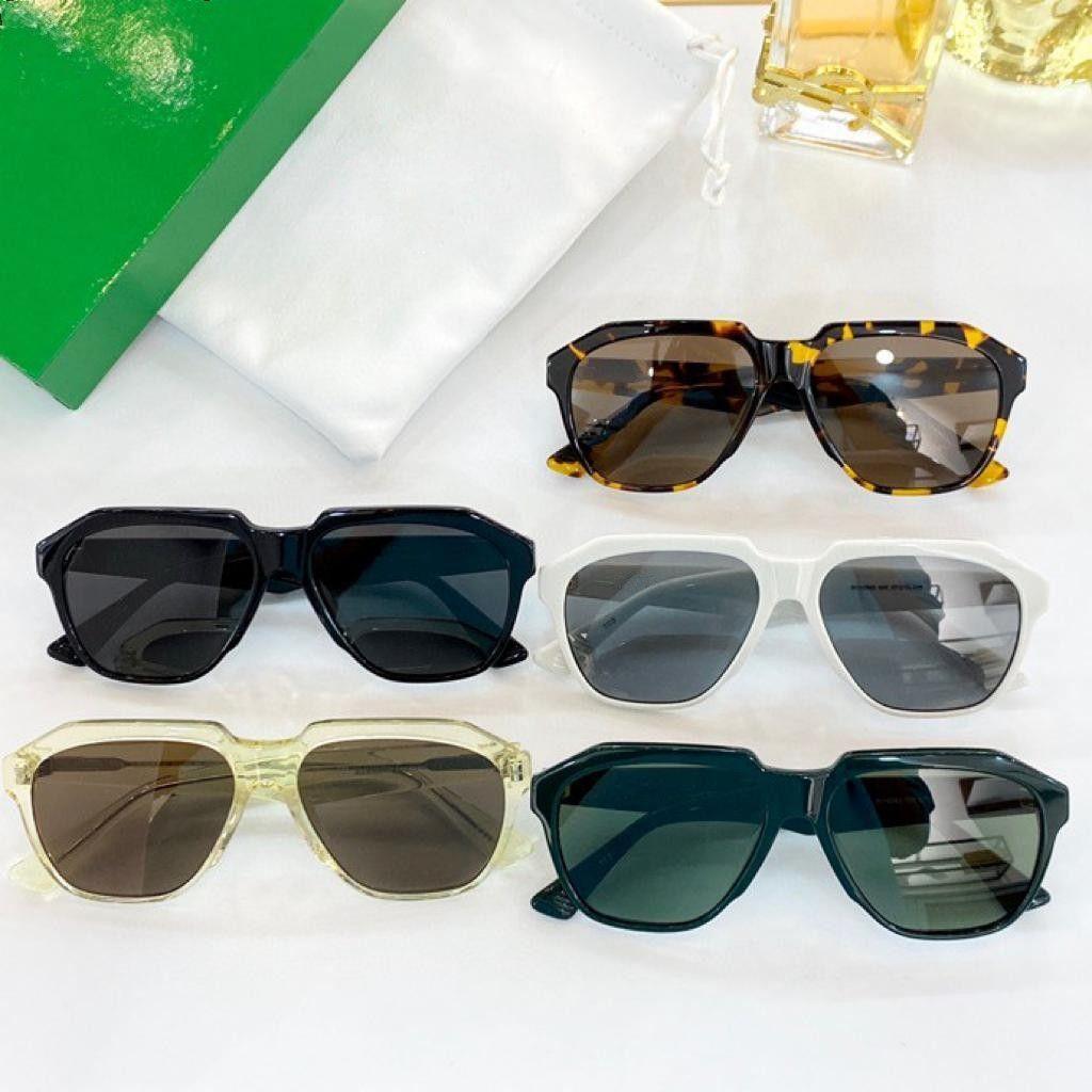 최신 판매 인기있는 패션 1034 여성 선글라스 망 선글라스 남자 선글라스 Gafas de sol 최고 품질의 태양 안경 UV400 렌즈 상자
