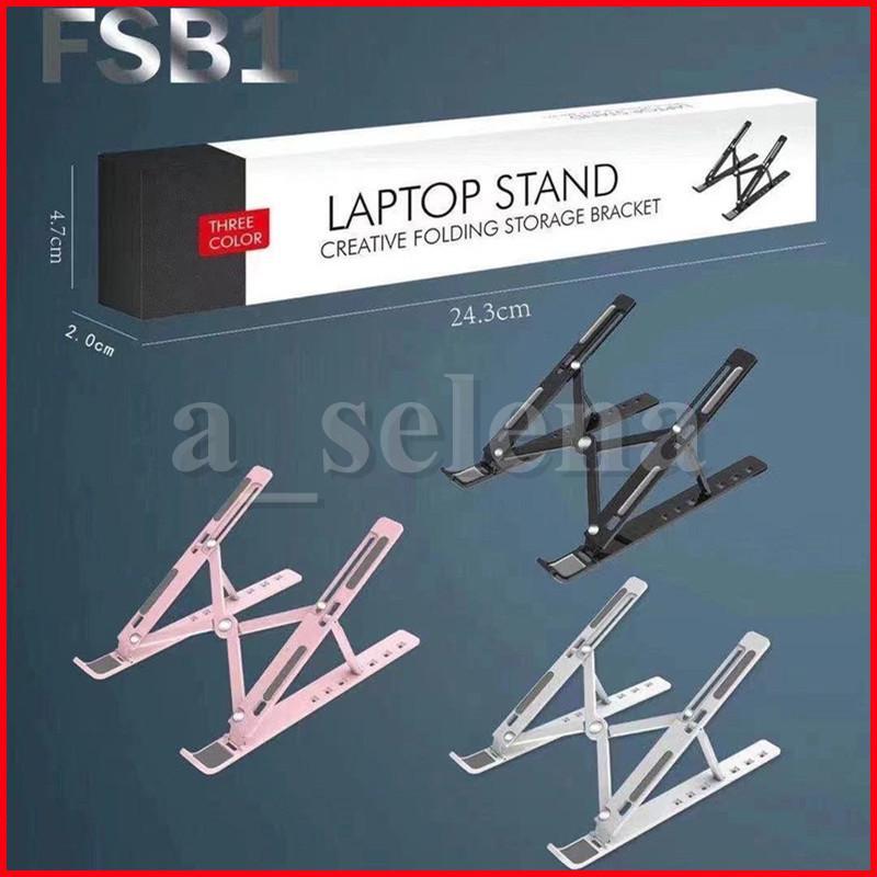 Suporte portátil do suporte do caderno portátil do portátil de 10 velocidades para MacBook Pro Air Lapdesk Laptopsk Pad de refrigeração