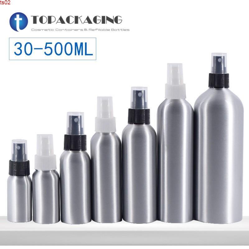 30/50 / 100/150 / 200/50 / 100/150/200 / 250 мл алюминиевой распылительной насосной бутылкой пустой парфюмерный упаковщик точного тумана распылитель косметический парфум контейнер