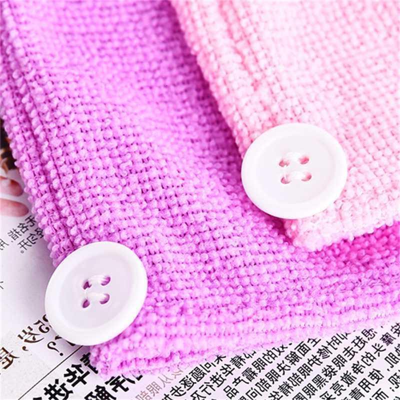 Супер абсорбирующая Корея вытирая быстрая взрослая утолщенная ванна длиннее баотоу волосы сушки полотенце