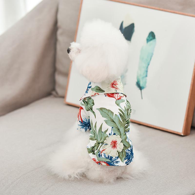 Sublimación Reflector en blanco Nylon Chaleco para perros mascotas Ropa de malla transpirable ajustable Camisa creativa Camisa de verano TUXEDO Suministros para perros Mascotas Cuna de verano