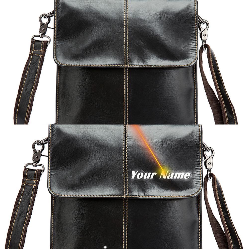 WESTAL men's bags genuine leather shouler bag for men messenger bag men's crossbody handbag men's shoulder bag flap zipper bags C0224