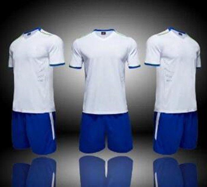 2122 22 Arriver Blank Soccer Jersey Men Kit Personnaliser Qualité T-shirt de séchage rapide T-shirt Uniformes Football S M L XL Shirts58