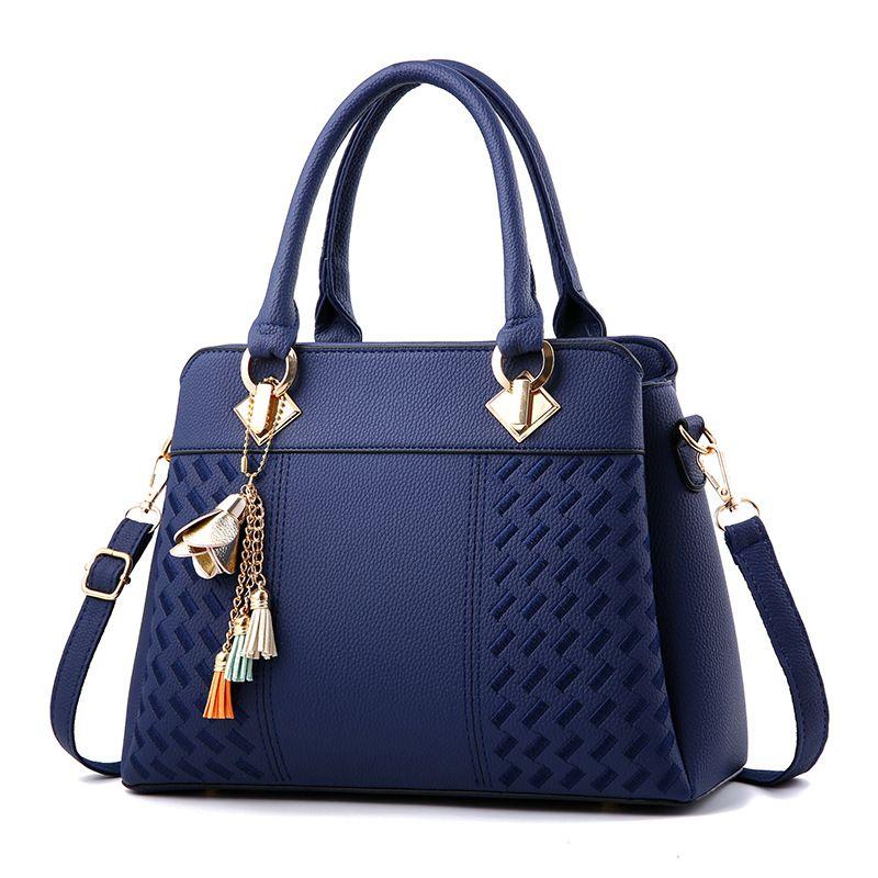 HBP Spring 2021 Fashion Trend In The New Female Bag Genuine Leather Handbag Atmosphere Inclined Shoulder Bags Bag One Shoulder Bag