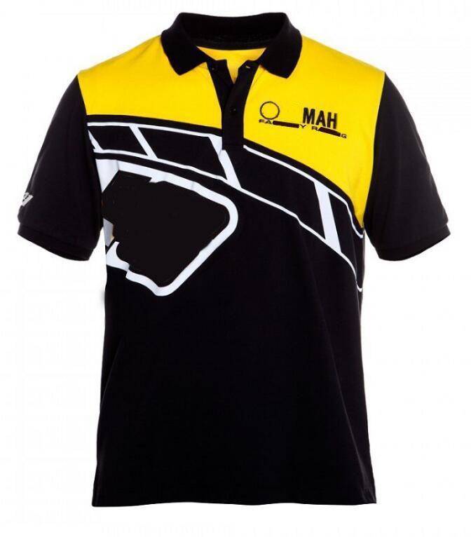 Polyester Moto Séchage rapide T-shirt à manches courtes Locomotive Ventilateur à séchage rapide T Knight Suit Street Running Racing Riding Polo S