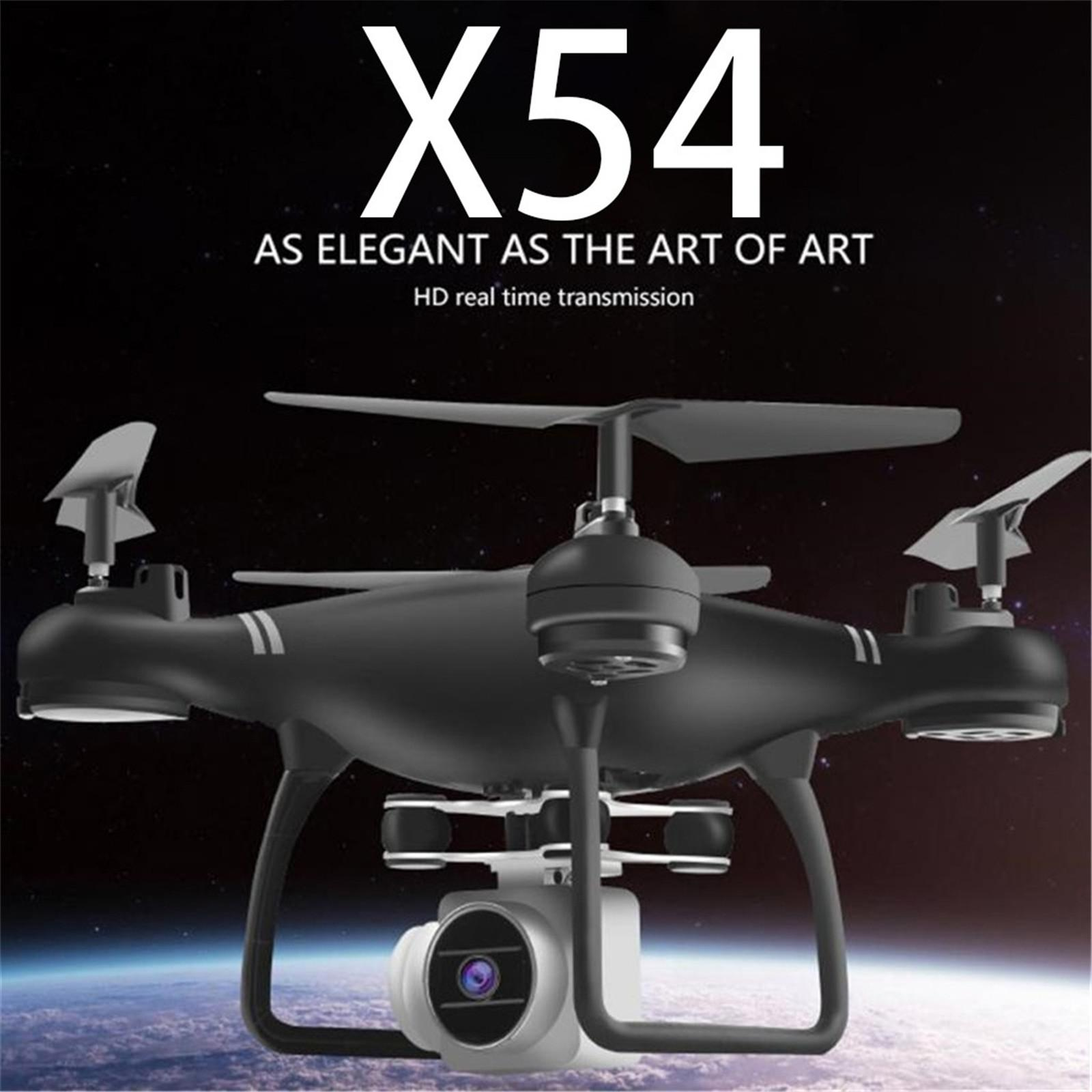 2.4G Wifi Remote Control RC Drone Dual HD Camera Professional Aerial Photography Brushless Motor Foldable Quadcopter
