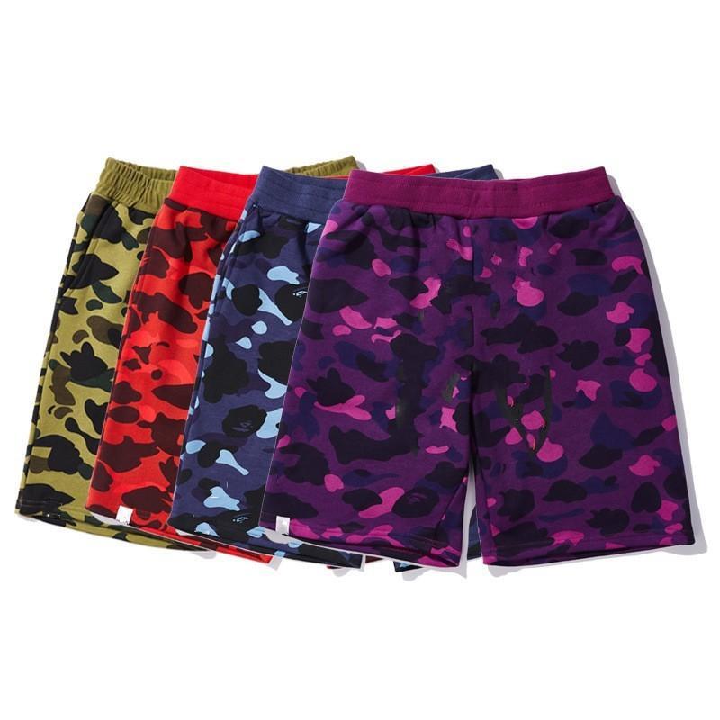 Mens Shorts Sweatpants Berühmte Männer Frauen Sommer Shorts Hosen Mode Buchstaben Gedruckt Herren Shorts Größe S-XXL